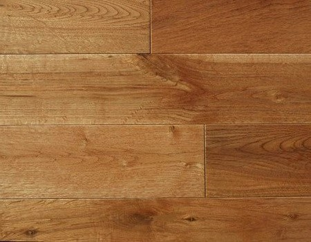 White Oak Honey Wheat Solid Pre Finished Hardwood Floor